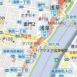 みずほ銀行:浅草支店 | ATM・店...